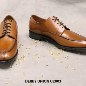 Giày tây nam Derby Union U2003 size 41 005
