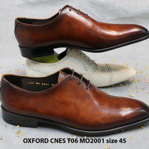 Giày tây nam Oxford CNES MO2001 Size 45 005