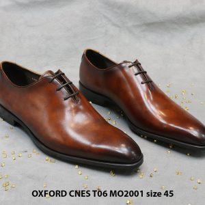 Giày tây nam Oxford CNES MO2001 Size 45 001