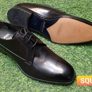 Giày tây Derby đế da New Yorker SQU Size 41