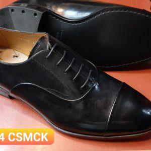 Giày tây nam khâu dấu chỉ CNES SU001TD size 44