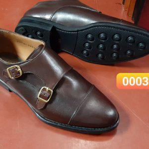 Giày da monkstrap CNES nam 0003 Size 37 001