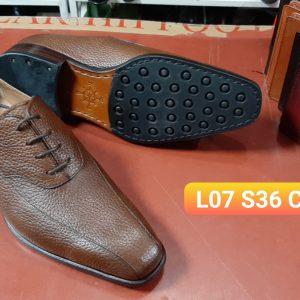 Giày oxford nam CNES L07 Size 36 001