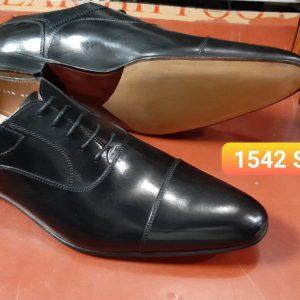 Giày tây nam mũi nhọn CNES 1542 Size 43