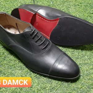Giày da bò oxford CNES KMA size 43