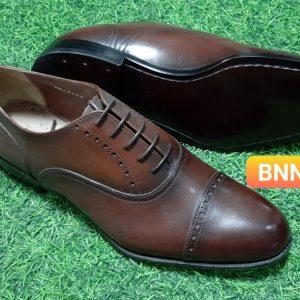 Giày tây nam oxford CNES BNN size 43