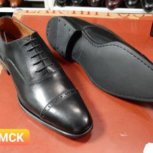 Giày da nam oxford captoe BLK Size 40