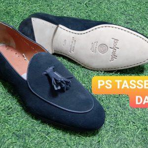 Giày lười không dây PS tassel Polpetta Size 40.5
