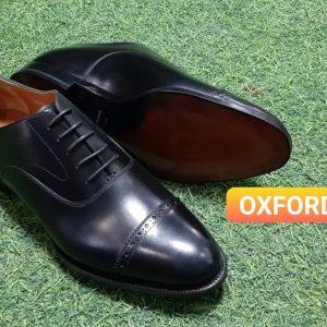 Giày Oxford đế da Cnes Oxford Size 40