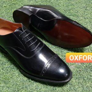 Giày tây nam captoe oxford CNES Oxford Size 39