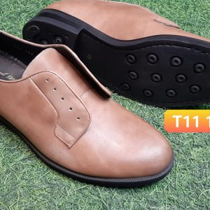 Giày tây da bò buộc dây Derby 171 Size 41 001