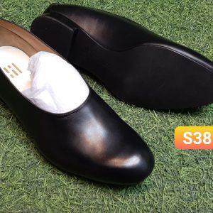 Giày lười dành cho nữ da bò Size 38+39 001