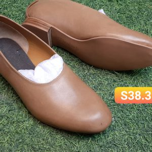 Giày lười dành cho nữ da bò Size 38+39 002