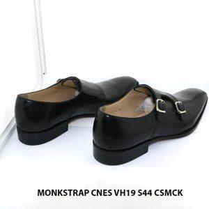 Giày da bò nam Monkstrap CNES VH19 size 44 004