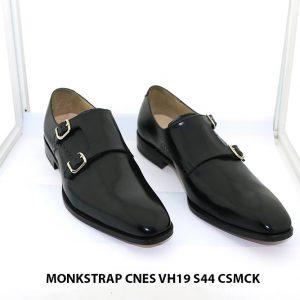 Giày da bò nam Monkstrap CNES VH19 size 44 001