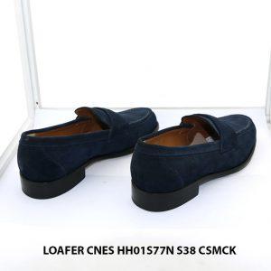 Giày lười loafer da lộn nam CNES HH01S77N Size 38 003