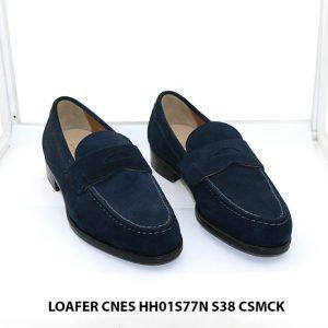 Giày lười loafer da lộn nam CNES HH01S77N Size 38 001