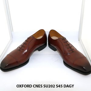 Giày da nam chính hiệu Oxford Cnes SU202 size 45 004