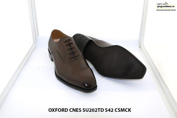 Giày da nam cao cấp Oxford CNES SU202TD size 42 003