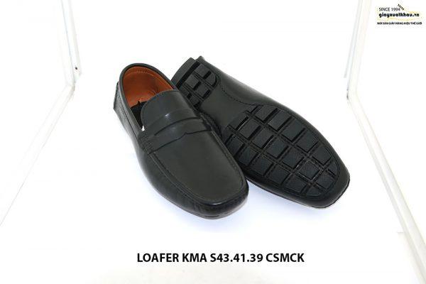 Giày lười nam lái xe Loafer KMA size 39+41+43 003