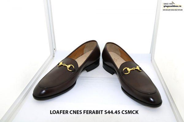 Giày lười nam cao cấp Loafer CNES Ferabit size 44+45 002