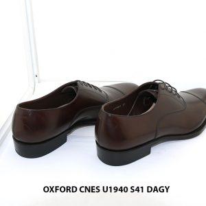 Giày da nam chính hãng Oxford CNES U1940 size 41 004