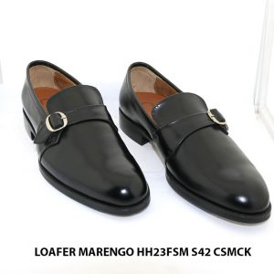 Giày lười nam có khoá Loafer Marengo HH23FSM size 42 001