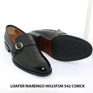 Giày lười nam có khoá Loafer Marengo HH23FSM size 42 003