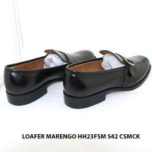 Giày lười nam có khoá Loafer Marengo HH23FSM size 42 002