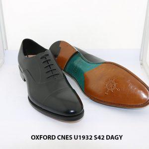 Giày tây nam cao cấp Oxford CNES U1932 Size 42 003