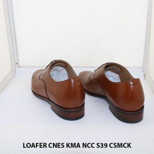 Giày lười nam tăng chiều cao đến 7cm Penny Loafer KMA size 39 004
