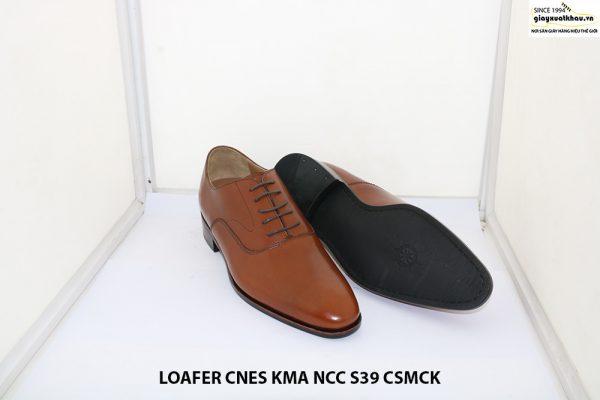 Giày lười nam tăng chiều cao đến 7cm Penny Loafer KMA size 39 003