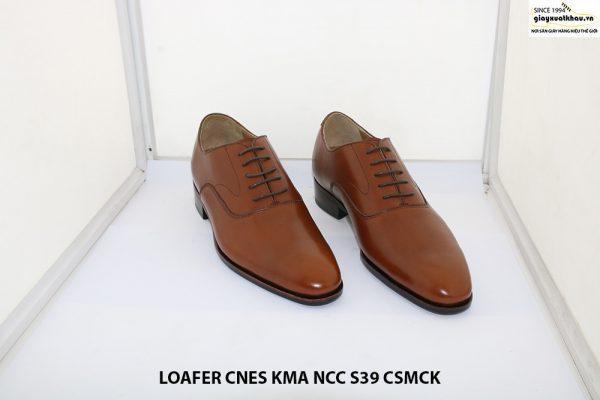 Giày lười nam tăng chiều cao đến 7cm Penny Loafer KMA size 39 001