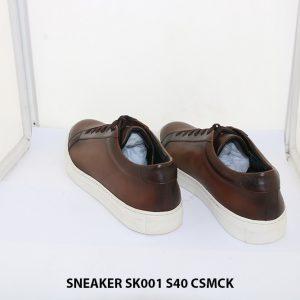 Giày Sneaker da nam thể thao SK001 size 40 005