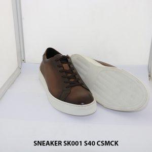 Giày Sneaker da nam thể thao SK001 size 40 003
