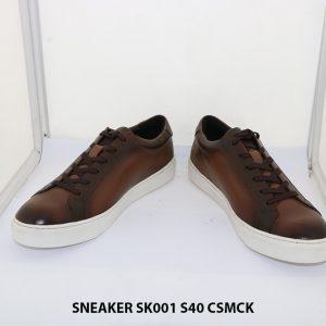 Giày Sneaker da nam thể thao SK001 size 40 002