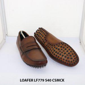 Giày lười nam đế gai nhẹ nhàng Loafer LF779 size 40 003