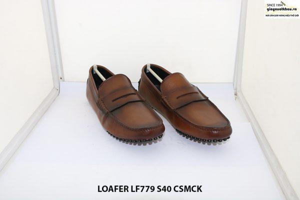 Giày lười nam đế gai nhẹ nhàng Loafer LF779 size 40 001