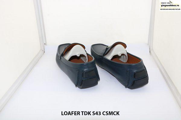 Giày lười nam hàng hiệu Loafer TDK size 43 004