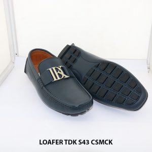 Giày lười nam hàng hiệu Loafer TDK size 43 003