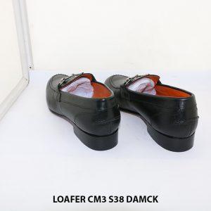 Giày lười nam đế da êm chân Loafer CM3 size 38 004