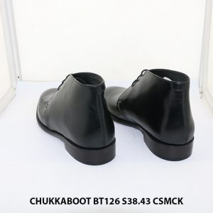 Giày da nam cổ lửng CHukka Boot BT126 size 38+43+41 004