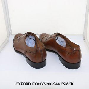 Giày da nam hàng hiệu Oxford OX01YS200 Size 44 004