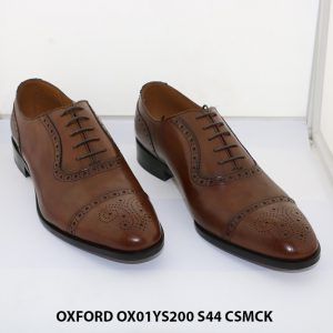 Giày da nam hàng hiệu Oxford OX01YS200 Size 44 001